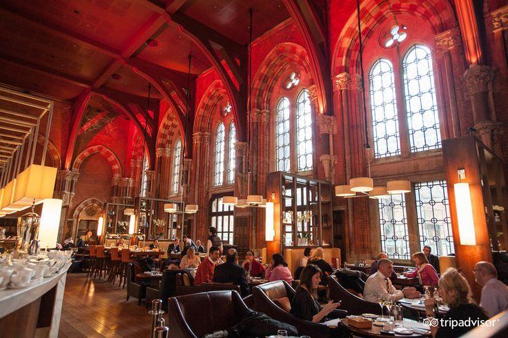 Ate at the Gilbert Scott restaurant, the setting... - St. Pancras Renaissance London Hotel Traveller Reviews - TripAdvisor