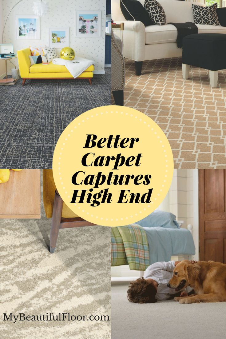 Consumers Opt for Better Quality Carpet #carpet