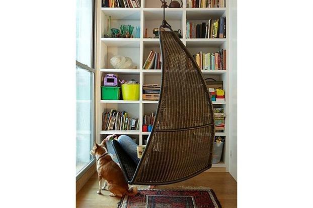 Las 25 mejores ideas sobre sillas colgantes de interior - Sillas colgantes interior ...