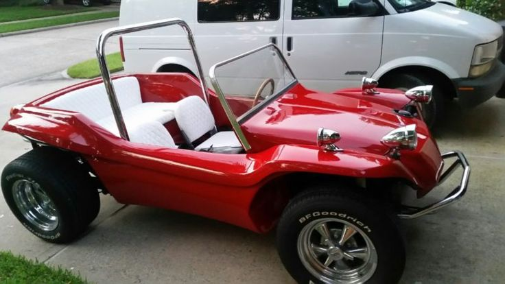 1970 volkswagen dune buggy street legal meyers manx new1641cc empi new paint