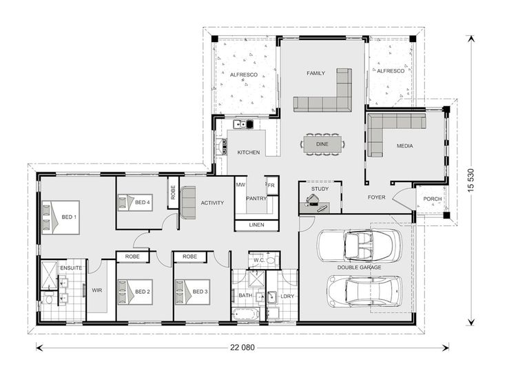 9 best house plans images on Pinterest | Architecture, Farming and ...