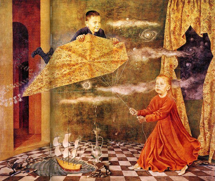 Cat.158-Retrato-de-los-niños-Andrea-y-Lorenzo-Villaseñor-