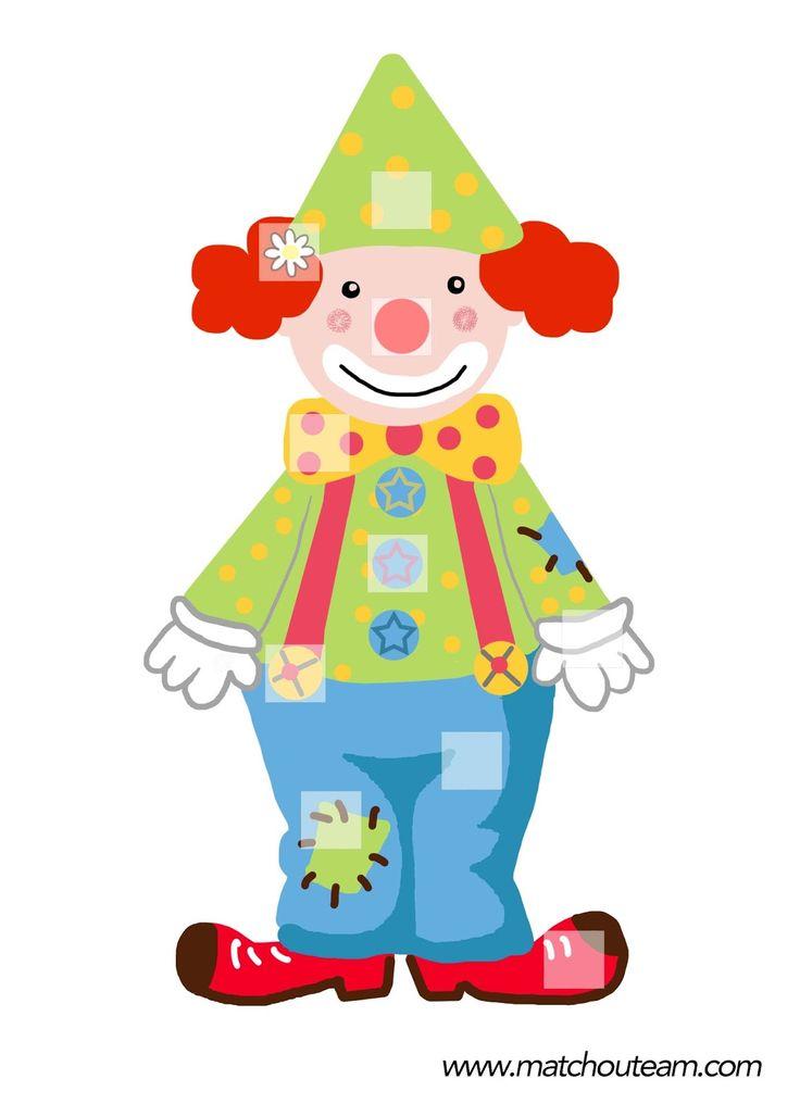 clown+à+habillé.jpg (1159×1600)