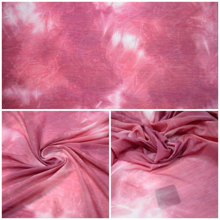 Батист с переходом цвета  арт. 12-001-0512 Ширина: 135 см, плотность: 55 г/м2 Состав ткани: 60% шелк 40% хлопок Цвет: Красновато-пурпурные тона  Назначение: Платья и юбки на подкладе, блузки #батист#шелк#хлопок#красный#tutti-tessuti