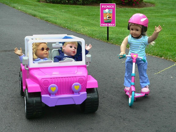 Walmart Toy Cars For Girls : Images about doll cars on pinterest toys walmart