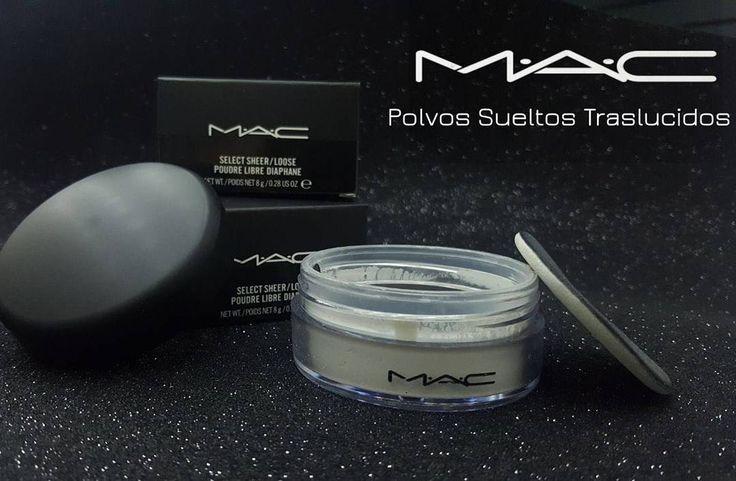 Disponible en #BalleSteel uno de los productos súper necesarios para una piel efecto porcelana, SETTING POWDER o Polvos Sueltos Traslúcidos de #MacCosmetics. Partículas super pequeñas que rellenan líneas de expresión y las minimizan. Excelente para todo tipo de tonalidad de piel en la ideal par la Técnica del Baking, brindando iluminación al rostro y durabilidad del maquillaje. Mayor WhatsApp 61249649  #makeup #instamakeup #cosmetic #cosmetics #TagsPorMeGustas #loveit #fashion…