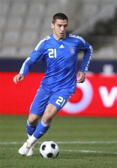 KATSOURANIS, Kostas | Midfield | PAOK F.C. (GRE) | no twitter | Click on photo to view skills