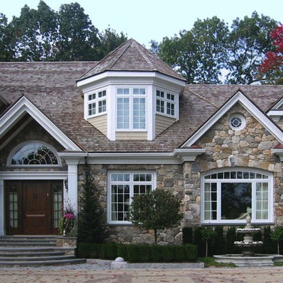 Pictures Of Exterior House Paint Colors Red Roof Design Ideas, Pictures,  Remodel, And