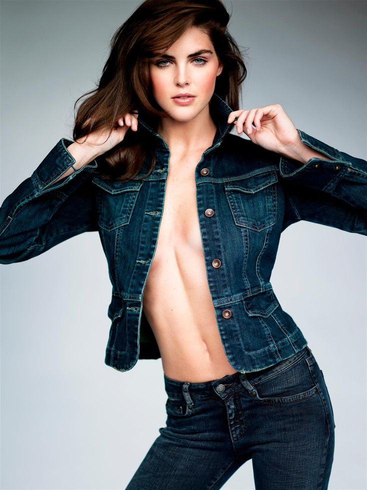 Pin by The Vargas Models on * Hilary Rhoda * | Hilary