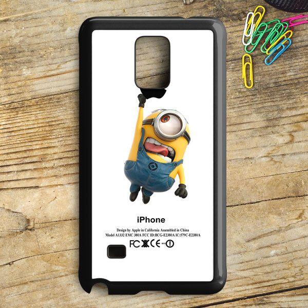 Despicable Me Minion Avenger Samsung Galaxy Note 5 Case | armeyla.com