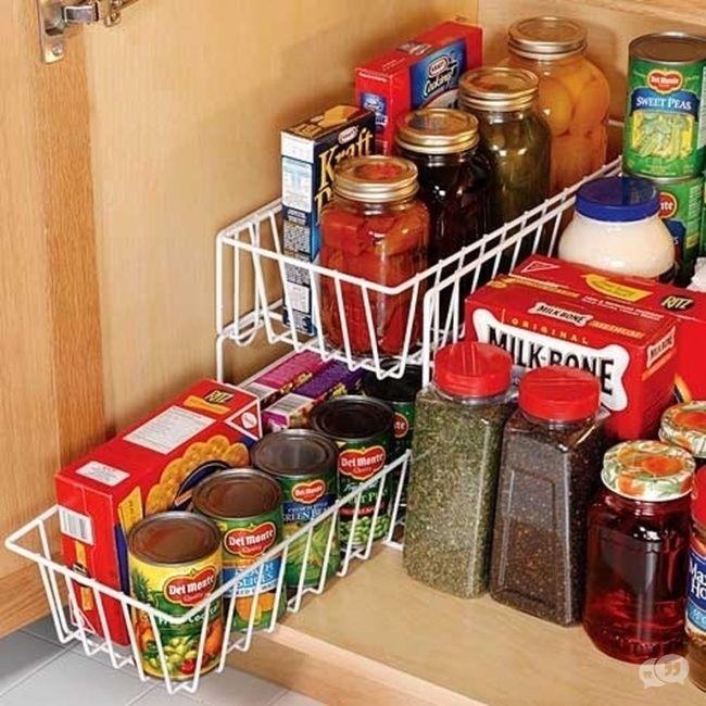 30 briljante ideeën die kunnen helpen bij het beter organiseren van appartementen met weinig ruimte.