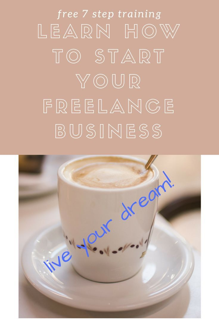 Are you tired of working the corporate life? Too much stress and not enough freedom? Learn how to start a freelance business in this free 7 day training! From starting a website to learning how to pitch clients, this training is going to set you up to start the dream career you've been waiting for! Work from home and earn better money with a solid plan to start your business.