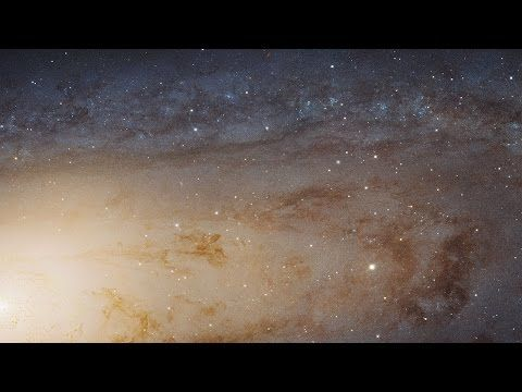 Our Best Glimpse Yet Of The Andromeda Galaxy