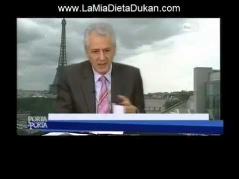 """[2/3] Pierre Dukan ospite a """"Porta a porta"""" (puntata del 31/05/2011)"""