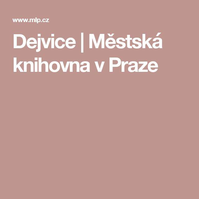 Dejvice | Městská knihovna v Praze