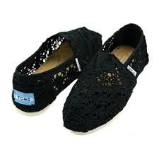 black see threw toms with lace