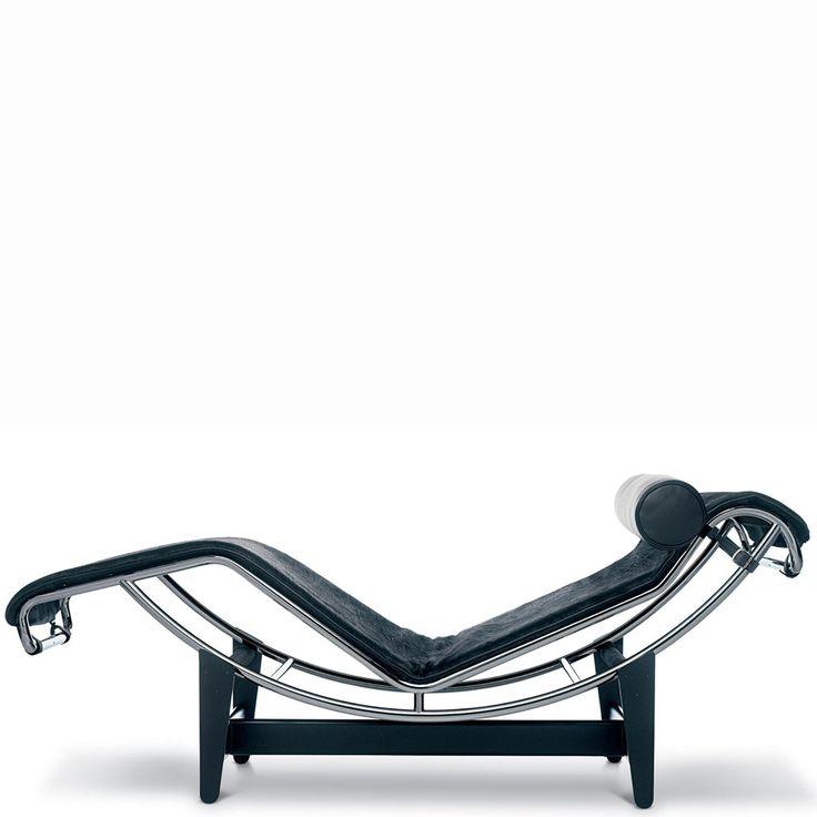 Cassina  LC4 Corbusier Chaise Longue
