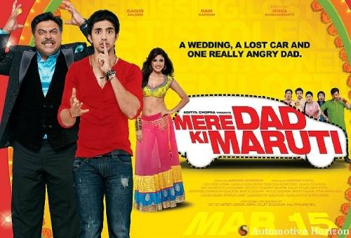 Maruti Suzuki lays more emphasis on in-film branding in India. http://automotivehorizon.sulekha.com/maruti-suzuki-lays-more-emphasis-on-in-film-branding_newsitem_6690 Maruti Suzuki lays more emphasis on in-film branding in India - Auto Industry News