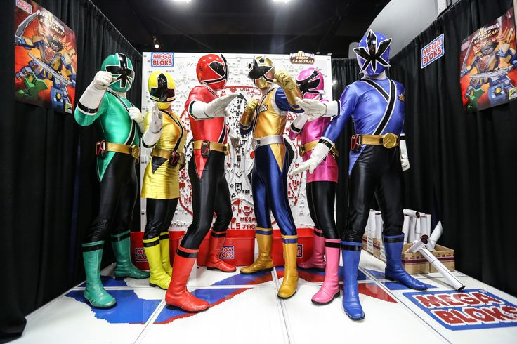 How to Make a Power Rangers Costume