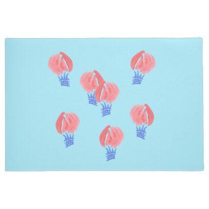 #Air Balloons Door Mat 24'' x 36'' - #doormats #home & #living