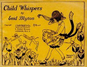 Child Whispers by Enid Blyton