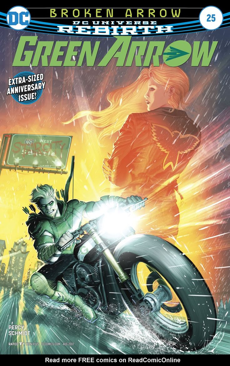 Green Arrow (2016) Issue #25 - Read Green Arrow (2016) Issue #25 comic online in high quality