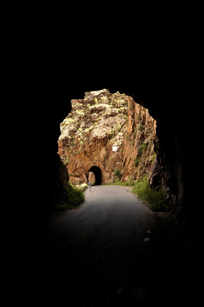 Most People Have No Idea These Unique Tunnels In New Mexico Exist