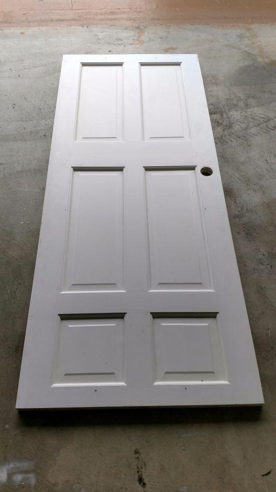 Turn a Door into a Stunning Headboard