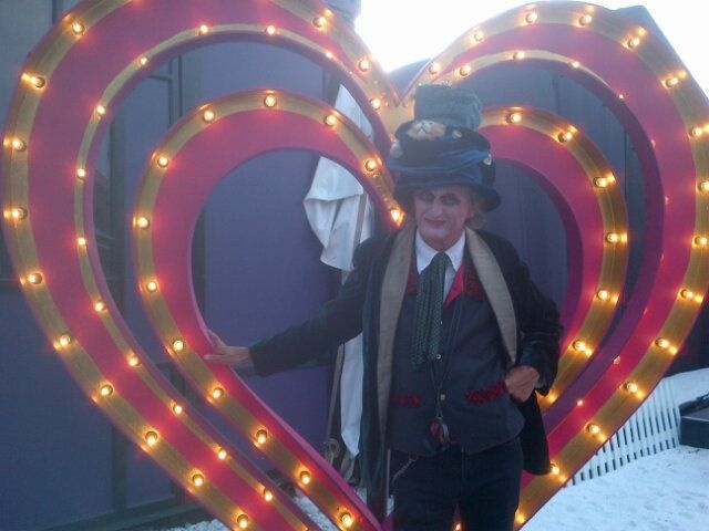 Madame Zingara's very own Mad Hatter...