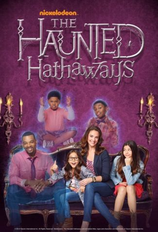 MACARONI TV: THE HAUNTED HATHAWAYS  Premieres on Nick on July 13 at 8:30pm