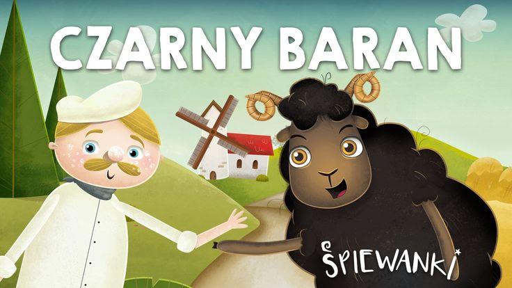 Czarny Baran – piosenka z teledyskiem dla dzieci. Śpiewanki.tv