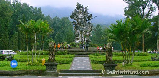 Bedugul Botanical Garden, Kebun Raya, Bali