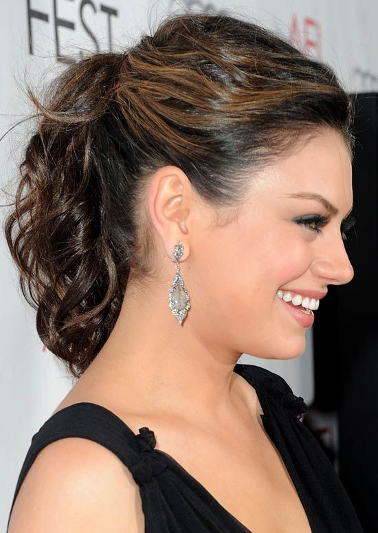 womens haircuts for hair 58 best mila kunis images on beautiful 3296