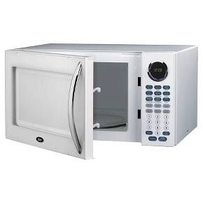 Oster 1.1 Cu. Ft. 1000 Watt Microwave Oven - White OGB81101 : Target