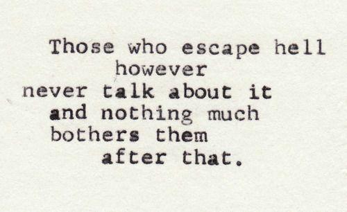 ― Charles Bukowski