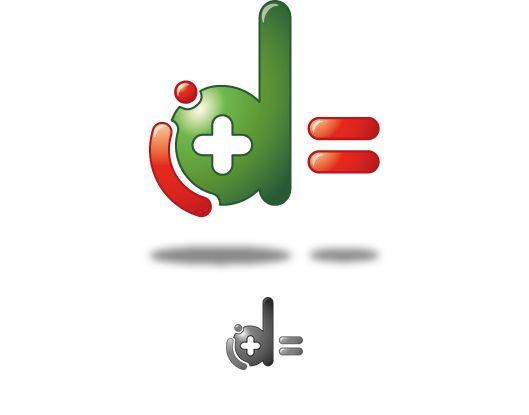 Diseño del logo para el concurso realizado por la empresa I+D.