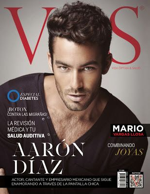 Actrices y actores latinos: VOS - Aarón Díaz