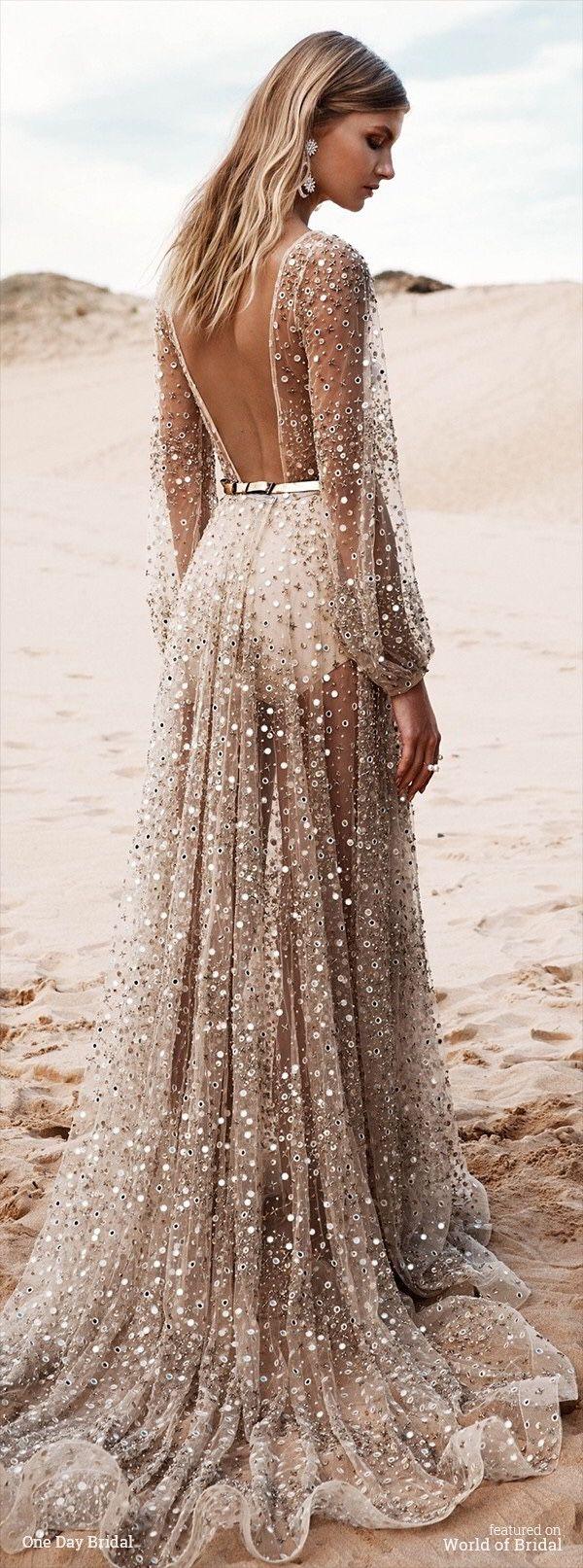 Beautiful. Source: http://www.worldofbridal.com/2016/05/one-day-bridal-2016-wedding-dresses/