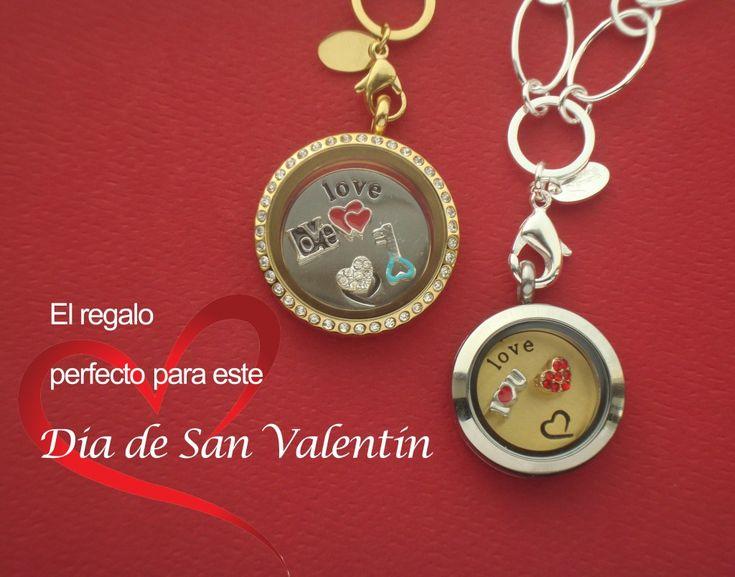 El Detalle perfecto para este 14 de Febrero #regalo #joyeria #lockets #dijes #joyeriapersonalizada #medallones