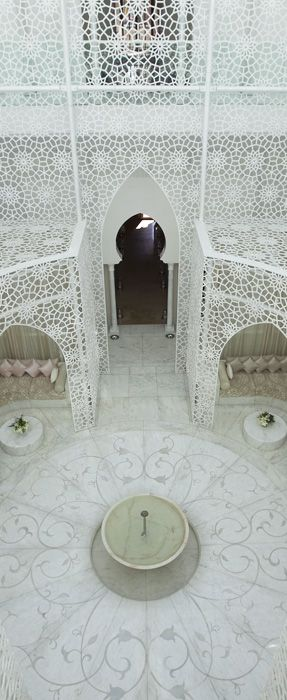 Luxury Spa Hotel Marrakech - Royal Mansour - Morocco #travel @royalmansour: Interior, Marrakech Morocco, Luxury Spa, Spas, Place, Design