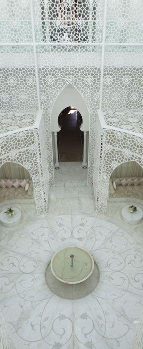 Luxury Spa Hotel Marrakech - Royal Mansour - Morocco
