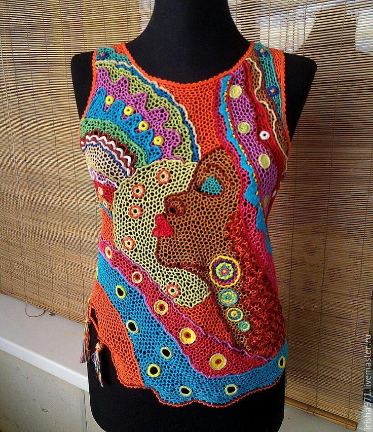 496 best Freeform crochet images on Pinterest   Freeform crochet ...