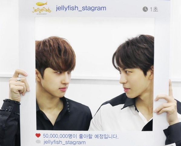Jellyfish Entertainment Opens Instagram Account
