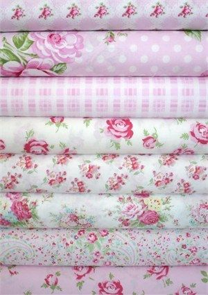 Tanya Whelan Quilting Cotton Fabric Bundle in by PTLScharityshop, $27.00