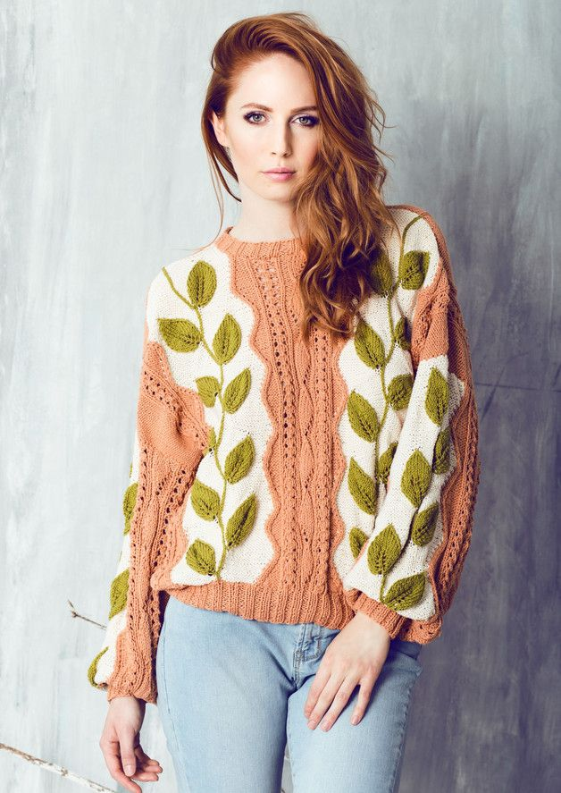 via en.dawanda.com Sweaters & Vests – Dreamer's jumper – a unique product by dressing on DaWanda