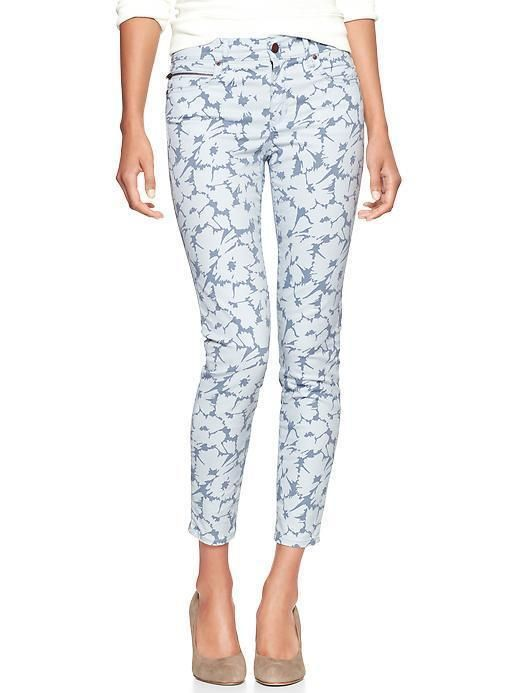 Floral #leggings #jeggings #jeans #denim #pants #fashion #clothing #clothes #style CLICK TO BUY!   $19