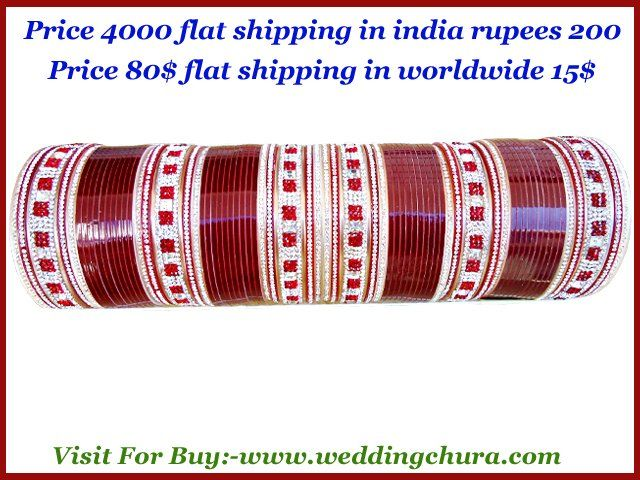 Wanted Indian Traditional Chura go to famous online shop www.weddingchura.com for variety of chura with matching kalire. We have their three sister sites details are:- www.punjabfootwear.com