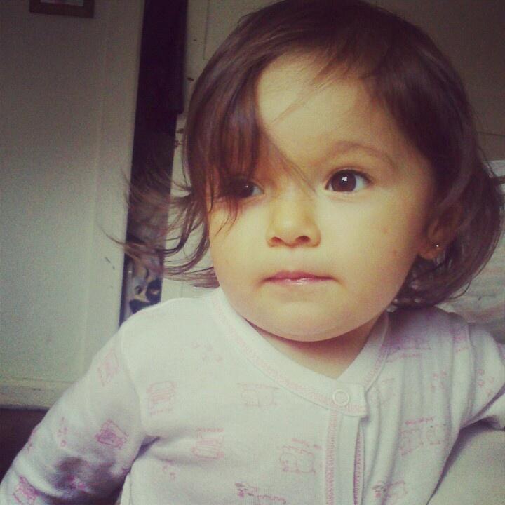 Hermosura <3 #sister #baby #girl #beautiful