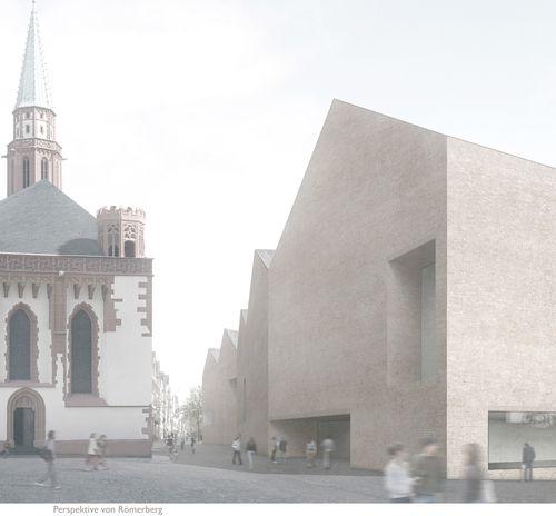 Bruno Fioretti Marquez Architekten — Historisches Museum Frankfurt