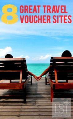 Best travel deals: top eight voucher websites for great travel discounts. #luxurytravel